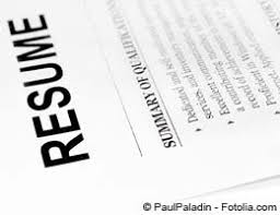 Tips To A Good Resume Tips On Crafting A Good Resume