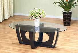 replacement table top wood coffee table glass for coffee table round glass table top black wooden