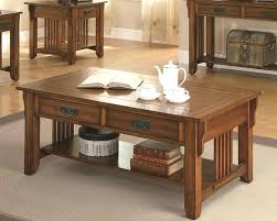 mission style coffee table plans mission style occasional furniture chicago intended for coffee table plans 11