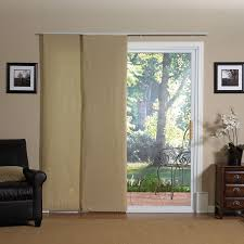 beautiful sliding glass door blinds
