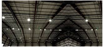 warehouse factory lighting solutions