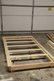 diy twin platform bed. Palette Headboard. With The Right Paint Or Even Some Decorative Burning This Has Potential To Be Really Neat Diy Twin Platform Bed O