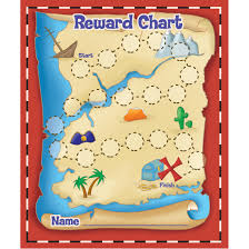 Reward Chart Treasure Hunt Mini Reward Chart By Eureka