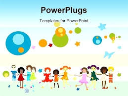 Free Templates For Kids Cute Powerpoint Template Kids Free Templates For Inside Download
