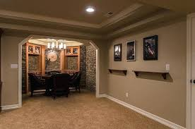 best basement paint colorsHeres A Bright Basement Color Option Best Colors For Basements