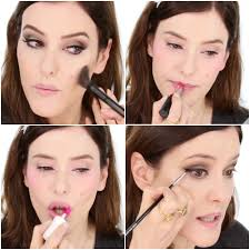 this video gives a fascinating look at the difference between makeup trends around the world glamour