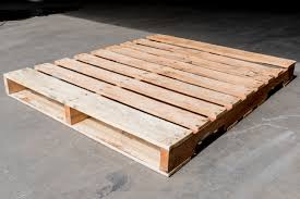 Used Wood Pallets (Qty of 5 Pallets)