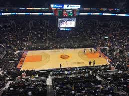 Talking Stick Resort Arena Section 204 Phoenix Suns