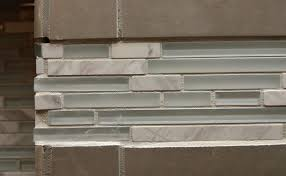 Decorative Ceramic Tile Accents Installing tile of different thickness Making a thinner 44