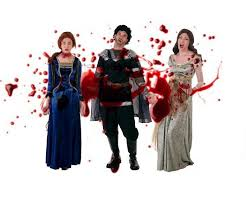 diy game of thrones red wedding costumes spoiler alert costumes blog