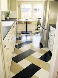 Patterned Linoleum Flooring Cool Patterned Linoleum Tile Floor Crafthubs Floors Pinterest