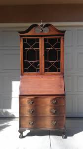 gorgeous chippendale secretary hutch desk antique by dejavudecors 599 00 this i absolutely love