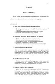Sample Employee Self Assessment - Beni.algebra-Inc.co