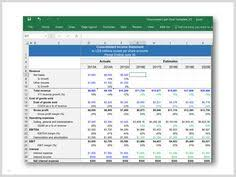10 Best Dcf Model Template In Excel By Ex Deloitte Consultants Images