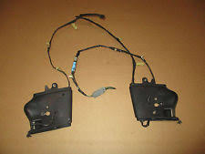 ford model 85 other 94 95 96 97 98 ford mustang convertible sun visor brackets w wiring harness