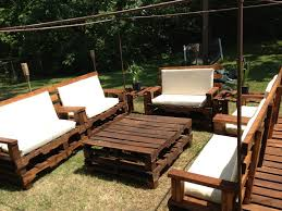 garden furniture made of pallets. contemporary furniture captivating furniture made out of pallets and how to make patio  in garden