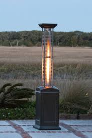 propane patio heater.  Propane LOVE This Patio Heater 47999  Mocha Finish Square Flame Heater Free  Shipping Camelot Living Intended Propane Patio R