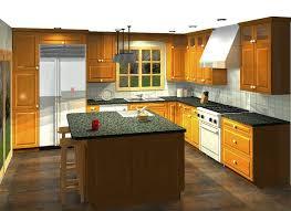 Smartdraw Kitchen Design Software Modern Kitchens Simple Design Of Kitchens