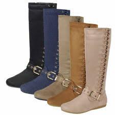 womens flat knee high boots gladiator sandals footwear shoes sandalias mujer jesus