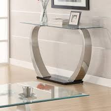 contemporary entry table. Modern Metal Sofa Table Console Tables L Contemporary Striking Living Room Nero Marquina Marble Designer And Chrome Large Coffee White Swivel Triangle Oak Entry E