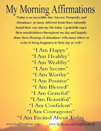 Affirmation Quotes Awesome Morning Affirmations Pictures Photos And Images For Facebook