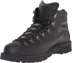 Danner Mountain Light Ii Black Danner Mens Mountain Light Ii Hiking Boot