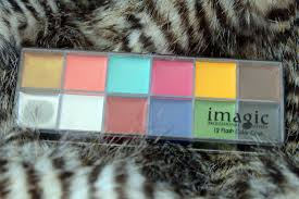 according to the seller this has the same exact ings as mufe 39 s flash palette
