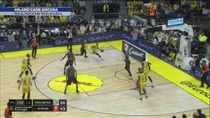 SportMediaset: Eurolega, Milano cade ancora Video