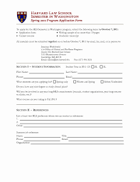 Harvard Law Cover Letter Resume Cover Letter Examples Harvard
