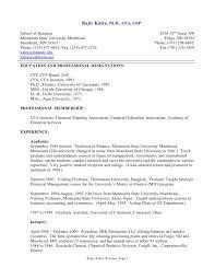 Professional Membership On Resumes Dr Rajiv Kalras Resume