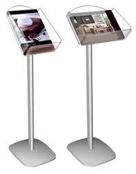 Flyer Display Stands Brochure holders Portable Displays Pinterest Brochure 63