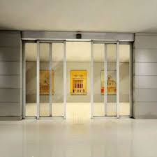 office sliding door. Automatic Office Sliding Door