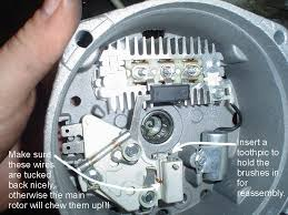 my delco 4 jpg alternator component checking