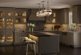 accentuate glass cabinetry and the display pieces within using led tape light utilize 24v led hard strips for high use areas like island seating