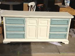 Classic Diy Repurposed Furniture Pictures 2015 Diy. Hip White And Blue  Drawer Low Cabinet With Qtsi.co