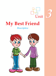 grade descriptive writing my best friend composition writing skill writing skill grade 1 descriptive my best friend 1