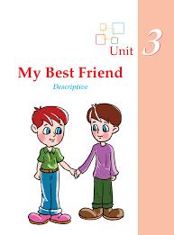 grade descriptive writing my best friend composition writing skill writing skill grade 1 descriptive my best friend 1