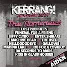 Kerrang! Awards Nominees 2007