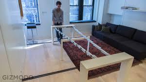 Apartamento multiusos transformable en New York. Video: https ...