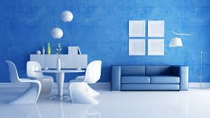 blue and white furniture. Dark Blue In Decor Calm Home Furniture Ideas To Arrange And White Y
