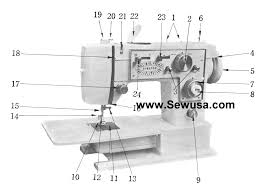 Jc Penney Sewing Machine 6923 Manual