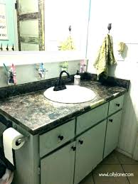 paint on kitchen countertops painting to look like marble mesmerizing painting kitchen laminate i chalk painted