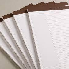 Levenger Templates Pads Of Paper Wattsshake