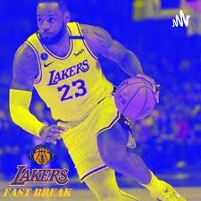 Lakers Fast Break- Hoop Heads Podcast Network
