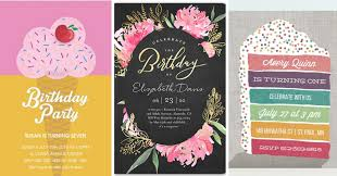 Birthday Party Evites Birthday Party Invitations Which Websites Are The Best