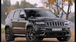 Comparison - Jeep Grand Cherokee SRT 2015 - vs - Toyota Highlander ...