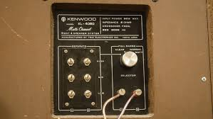 vintage kenwood speakers. a few months after purchasing them, i decided to take on the job of replacing capacitors in passive crossover each speaker an attempt vintage kenwood speakers