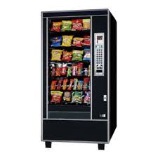 Used Snack Vending Machine Extraordinary Used Automated Products 48 Snack Vending Machine