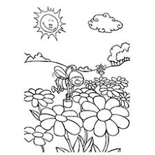 Scroll down to see the free individual pages. 27 Printable Nature Coloring Pages For Your Little Ones