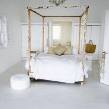 DIY Wood Canopy Bed Frames in 2019 | Furniture to make | Wood canopy ...